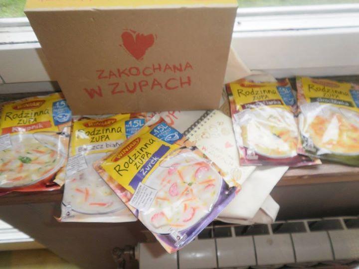 Tyle smakołyków zamkniętych w paczce #Ambasadorkawiniary :) #Rekomendujto