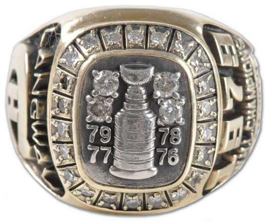 Montreal Canadiens - 1979 Stanley Cup Ring