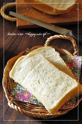 HBで簡単★翌日もふわふわ食パン♪ 1.3倍にしたら多すぎた今度は1.1666倍で