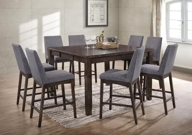 25+ Best Ideas About Counter Height Dining Sets On Pinterest