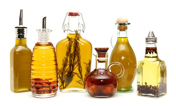 Homemade Flavored Oils