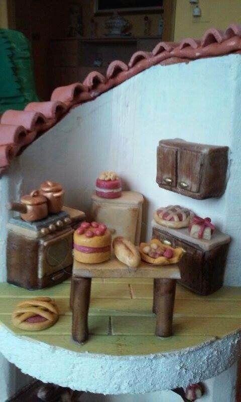 Laboratorio della panetteria
