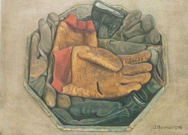 Handschoenen, van Jopie Huisman.