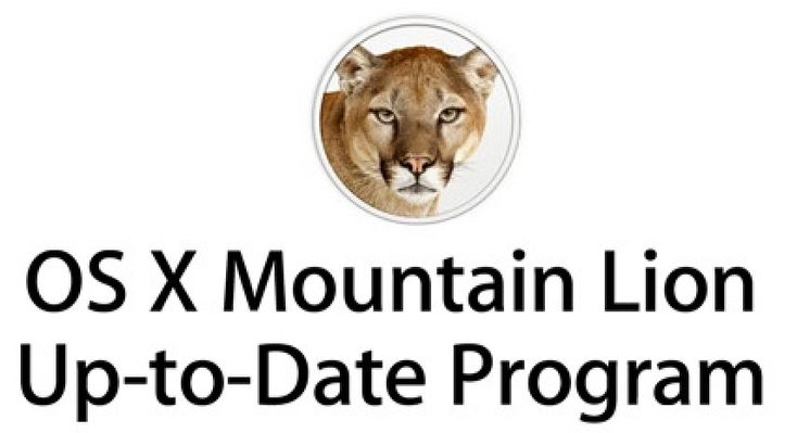 With today's launch of OS X Mountain Lion, Apple's Up-to-Date program has officially gone live.  The program allows any user who purchased a....