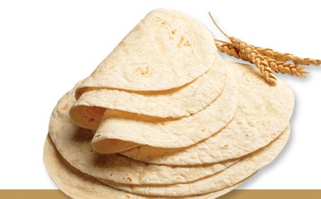 Tortillas de harina de trigo - El Gran Chef