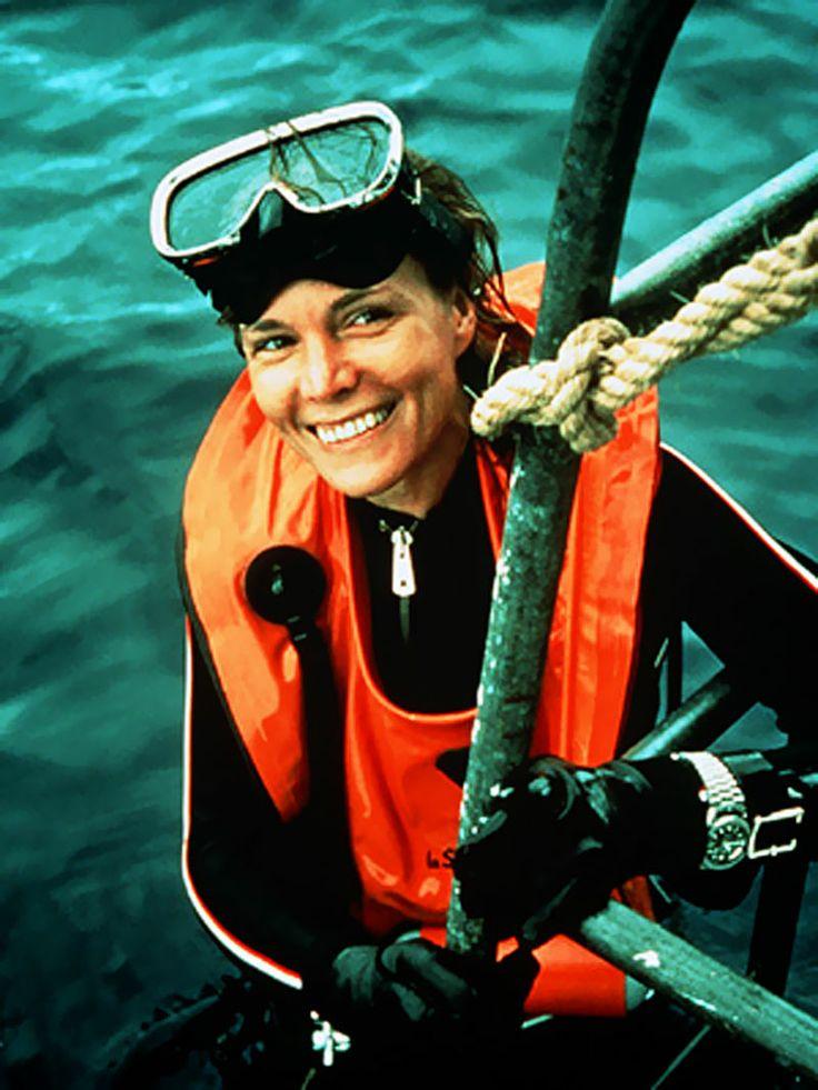sylvia earle marine biologist biography of michael