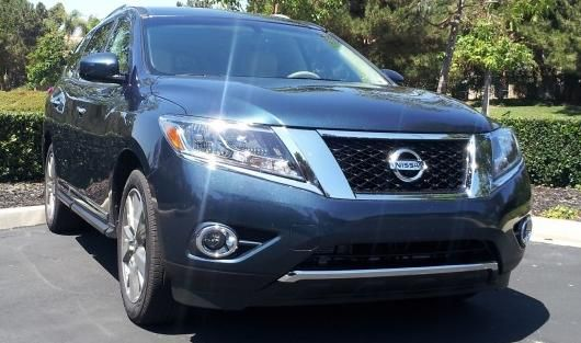 2015 Nissan Pathfinder reviews - Best cars and automotive news