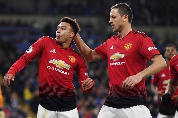 What Was Jesse Lingard S Goal Celebration For Manchester Fred Explains Manchester In 2020 Manchester United Goal Manchester United Players Manchester United Football