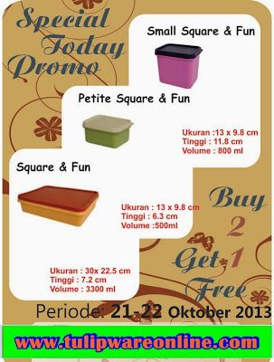 Promo Tulipware 21 sd 22 Oktober 2013   Cream Sari Kosmetik Pemutih Wajah Aman BerBpom