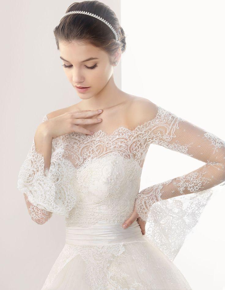 Coleccion de complementos para novias, acompaña tu vestido de novia - ROSA CLARA.