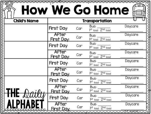 How We Go Home Freebie