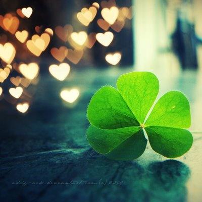 Geluk en liefde ...