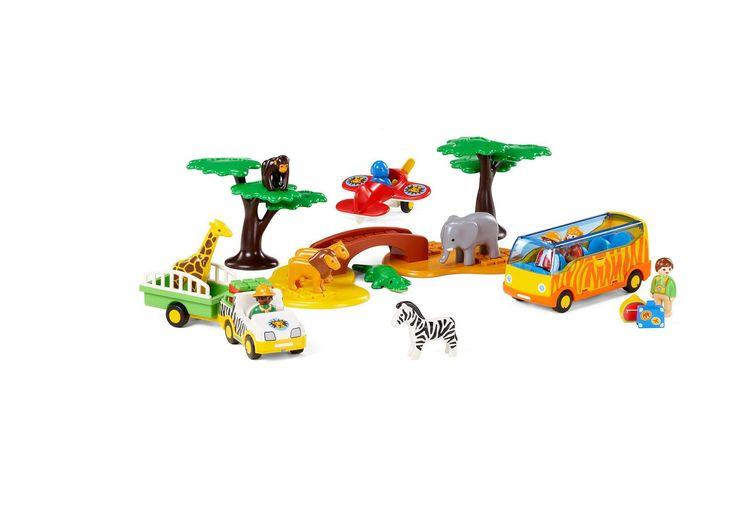 1.2.3 Gran Safari Africano - 5047 -  Playmobil® España