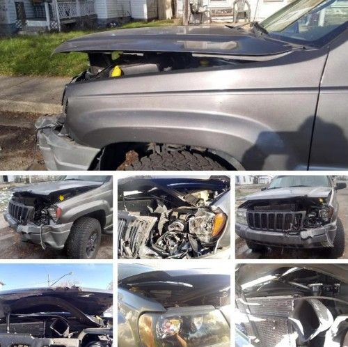 For Sale By Owner In Springfield Oh Year 2002 Make Jeep Model