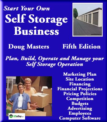 Plan Start Operate And Manage Your Own Self Storage Business