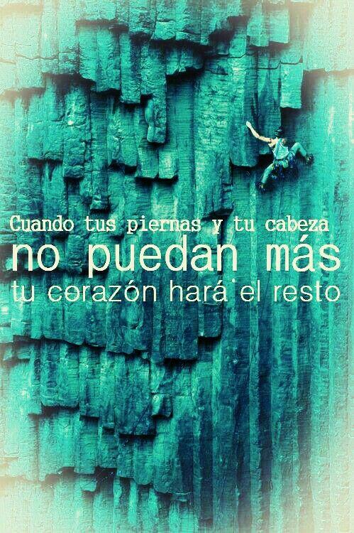 Cuando no puedas mas..❤❤