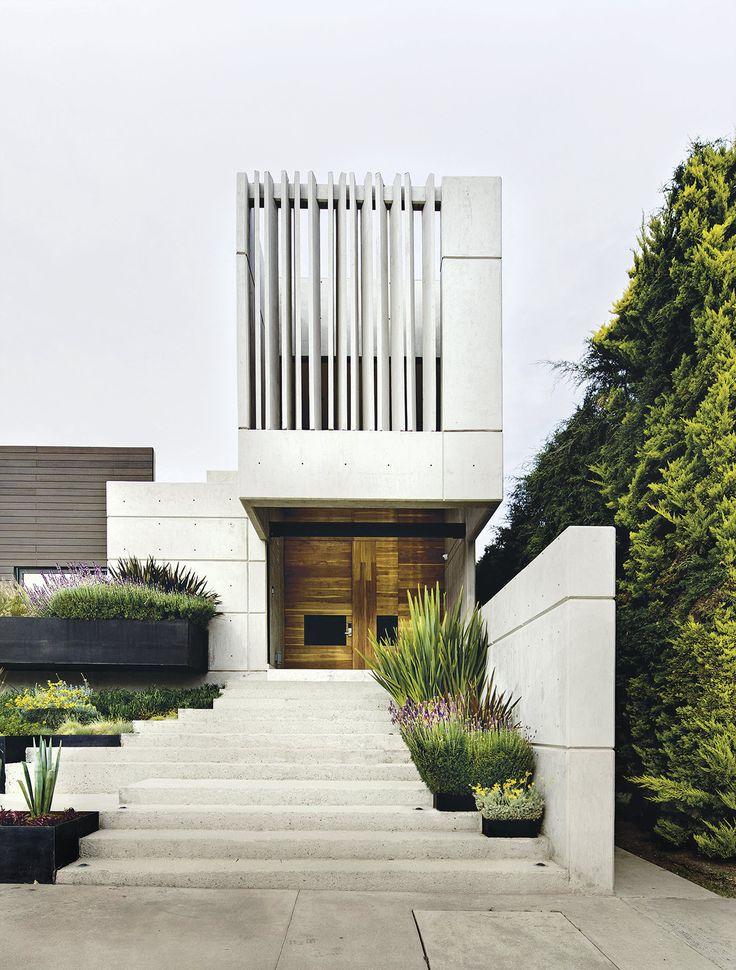 Conexi n permanente vivienda arquitectura for Casa minimalista tlalpan