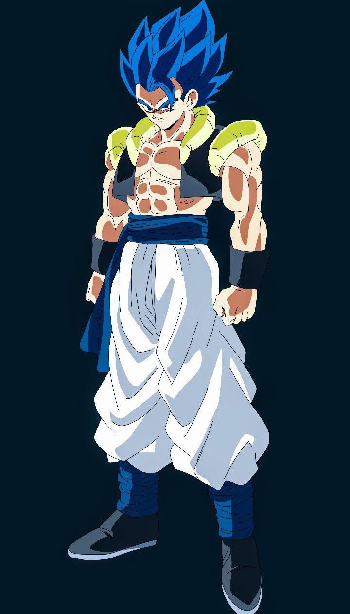 Gogeta Super Saiyan Blue Dragon Ball Super Dragon Ball Super