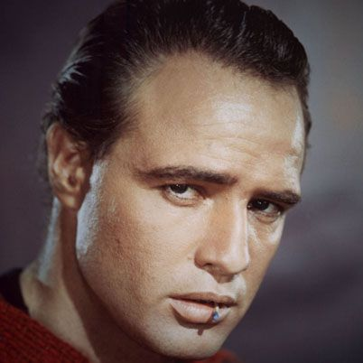 Marlon Brando, featured in The Stars of the Silver Screen series on Cinémoi. Check your listings. http://www.CinemoiUS.com/schedule.html