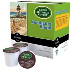Green Mountain Coffee Nantucket Blend  K-Cups Coffee for Keurig Home Brewers