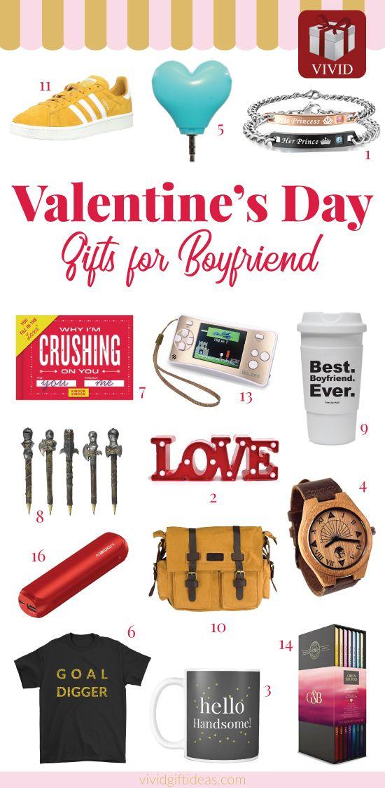 Valentines Day Gifts For Boyfriend Him S