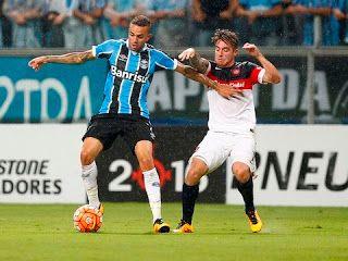 Blog Esportivo do Suíço: Grêmio joga mal e cede empate ao San Lorenzo na Arena