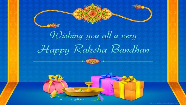 Raksha Bandhan greetings photo