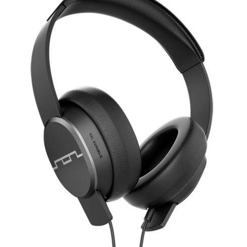 SOL REPUBLIC slúchadlá Master Tracks X3 GM OverEar - Black