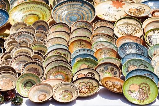horezu ceramics..