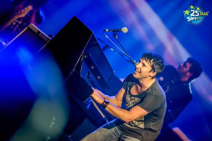 James Blunt | Sky Radio 25 Year Anniversary Concert, Amsterdam 25.09.2013 #MoonLanding