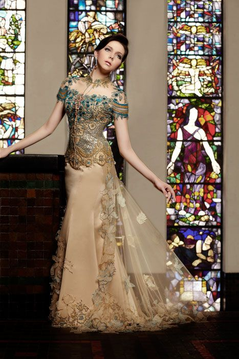 kebaya from Prestige by Inar