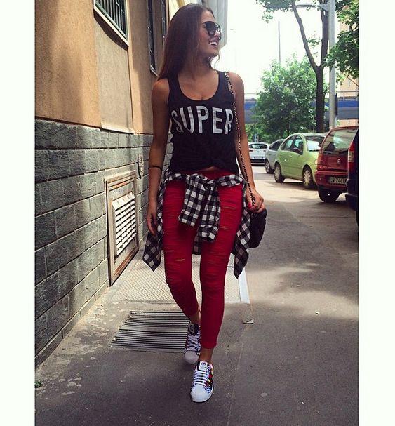 SUPER GIRL Giulia Gaudino #blogger #shopart #collection #adorage #style #springsummer15 #shopartonline #shopartmania #super