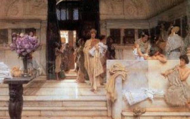 Antica Roma e igiene: finestre pericolose! #anticaroma #igiene