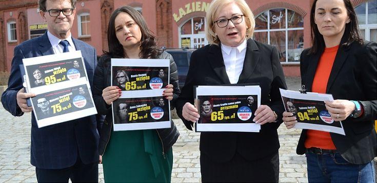 olawa24.pl - Za duże premie dla PiS-u, kampania PO