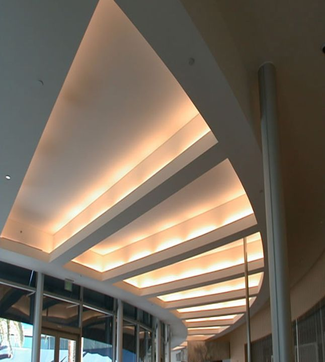 Suspended Ceilings - Eurospan ceiling system from Owens Corning