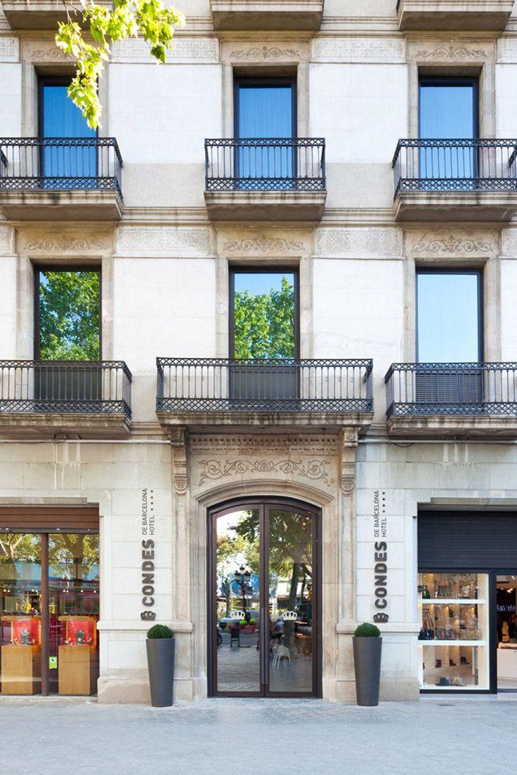 Condes de Barcelona - Barcelona, Spain - Condes de Barcelona is located in the city's cultural hub, Quadrat D'Or.