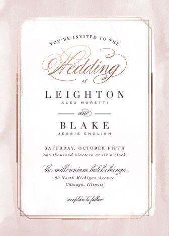 best 25+ traditional wedding invitations ideas on pinterest, Wedding invitations