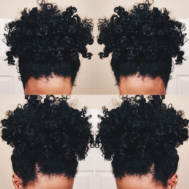 Best Curl Defining Products For Natural African American Hair