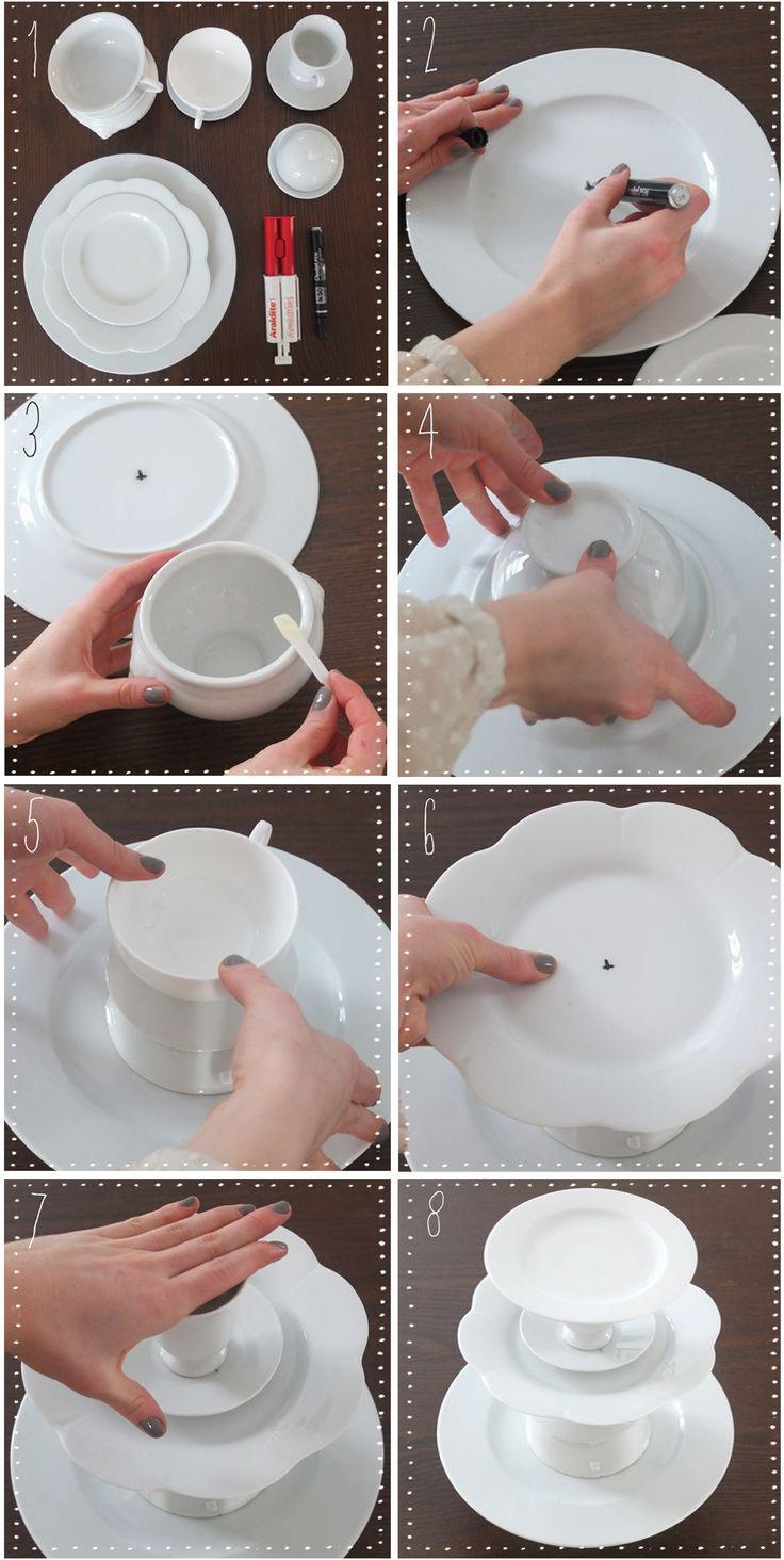 DIY tour de cup cakes