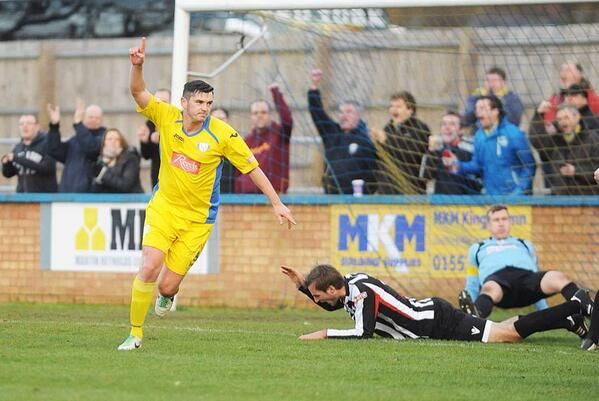 King's Lynn Town FC,  Rob Duffy 2013