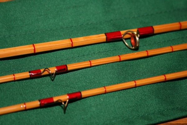 119 best fly rod windings images on pinterest for Bamboo fishing poles