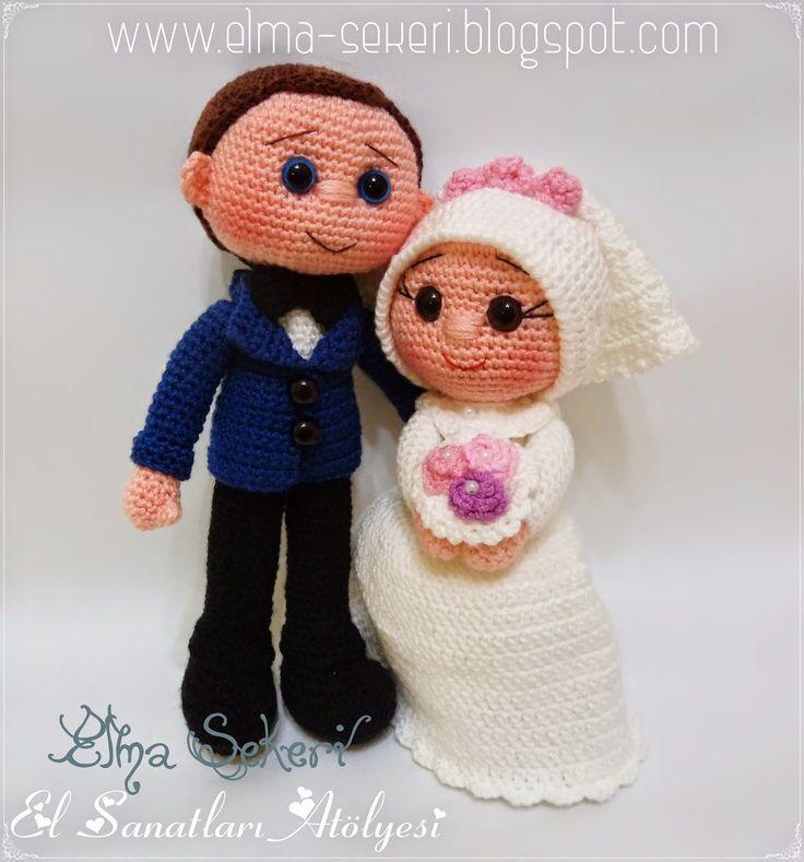 Crochet food Apple Dolls Amigurumi Artist Clay teddy doll Doll ... | 789x736