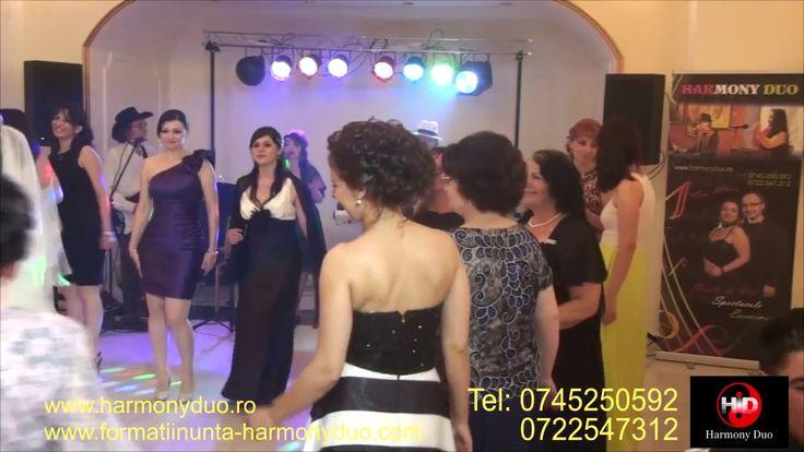 Formatie nunta-Muzica de Dans-Harmony Duo la Hotel Delmar(Mamaia)