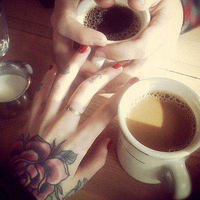Tatuagens nas mãos parte 2 – 30 imagens