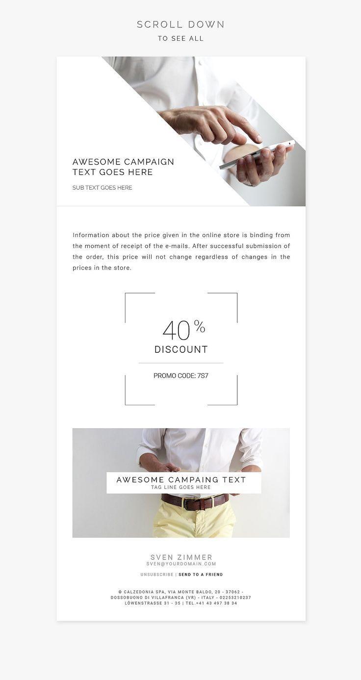 Design Email Email Design Inspiration Email Template Design Newsletter Design Inspiration