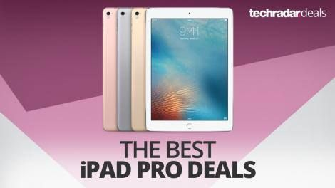 Updated: The best iPad Pro deals in August 2016 -> http://www.techradar.com/1317614  The iPad Pro sits at the very top of Apple's iPad range - above the iPad mini and iPad Air series. This page lists all of the best iPad Pro deals currently available from online retailers in your area.  If you're looking for a cheap iPad check out our iPad deals page which lists the best deals on every model of iPad. But if you're after the Pro specifically you've come to the right place.  This is a truly…