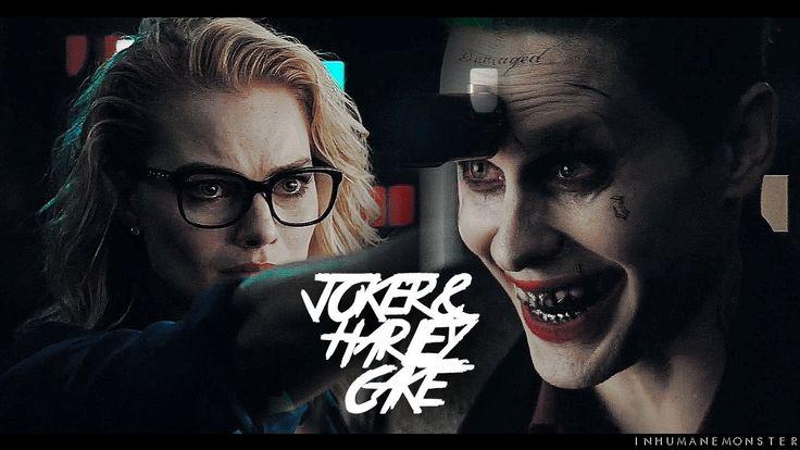 joker/harley | cake {ss}
