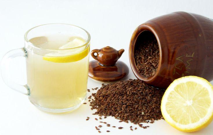 Linseed Tea (Flaxseed Tea) - An Invigorating boost of Omega 3 from Linseed/Flaxseed | Linseed Oil | Flaxseed Oil | Flax Oil | The Linseed Farm