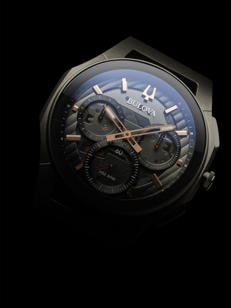 bulovacurv-2 Bulova Curv: Llega a Chile el primer reloj curvo del mundo