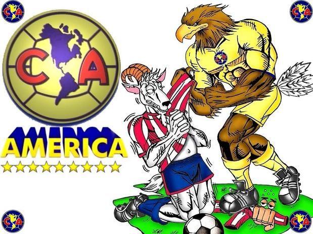 Aguilas de America | Aguilas Del America vs Chivas http://deportes.terra.com.mx/futbol/liga ...